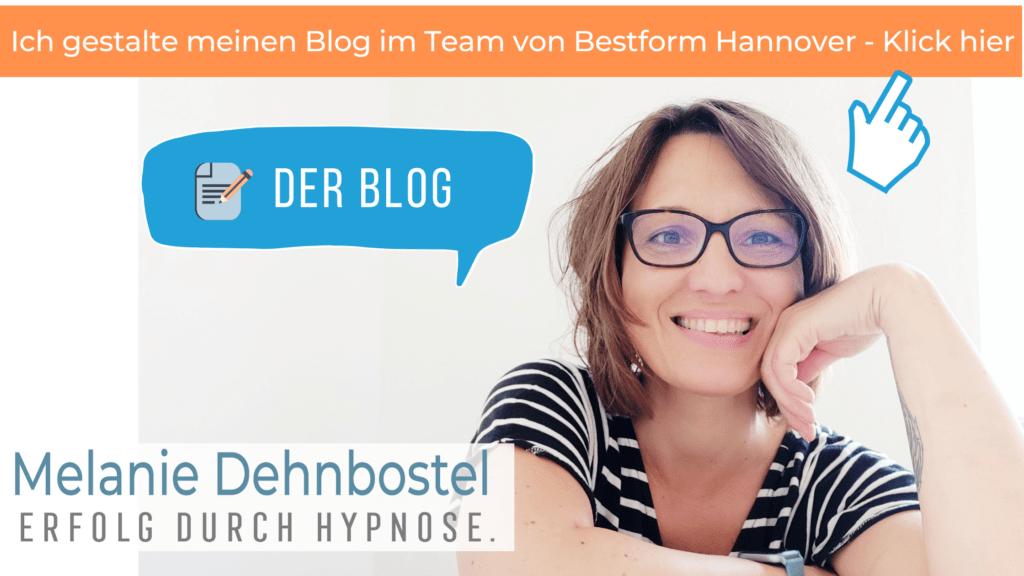 Der Hypnose Blog I Erfolg durch Hypnose mit Melanie Dehnbostel I Erfolg durch Hypnose I Hypnosecoach & Heilpraktiker für Psychotherapie - Hintergrundbild by MD